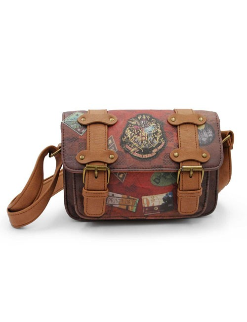 Borsa Harry Potter Piccola Railway Vintage frontale