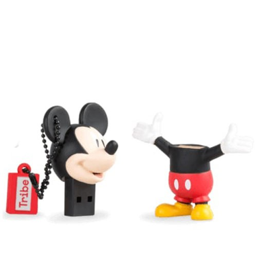 penna usb Mikey Mouse aperta