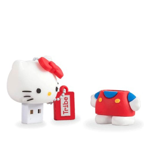penna usb Hello Kitty aperta