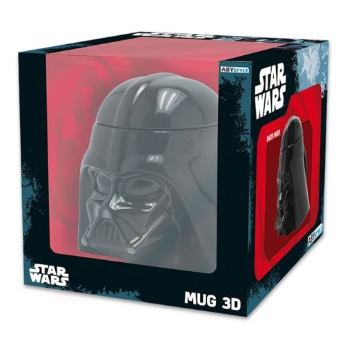 Tazza 3D Darth Vader Star Wars scatola