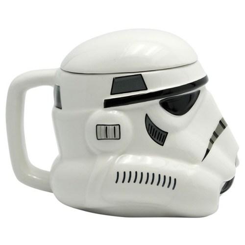 Tazza 3D Stormtrooper Star Wars laterale