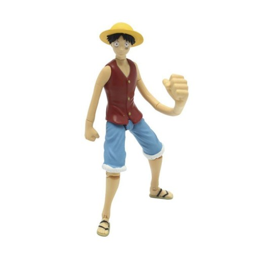Action figure One Piece Rubber