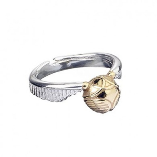 Anello Boccino d'Oro Harry Potter