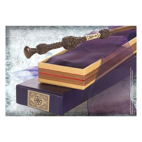 Bacchetta di Albus Silente confezione Ollivander