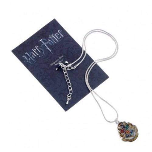 Collana con pendente diHogwarts Harry Potter confezione
