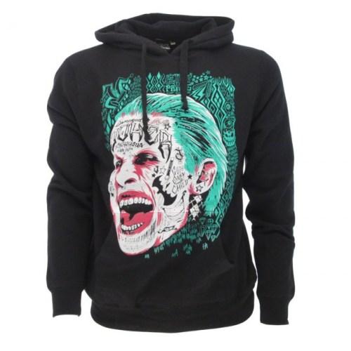 Felpa con cappuccio Suicide Squad Joker