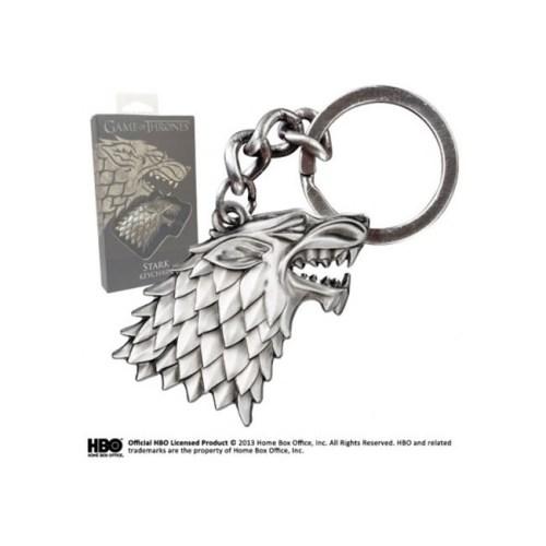 Portachiavi degl Stark Game of Thrones