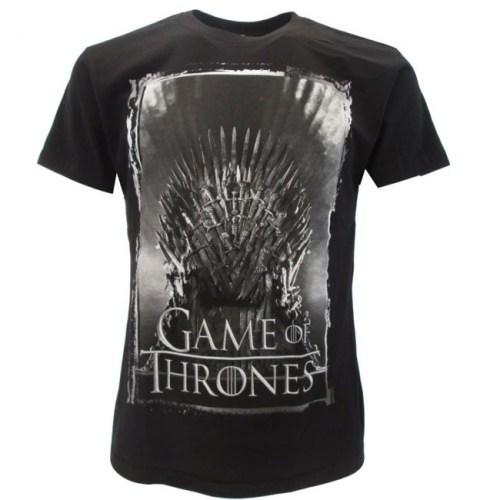 T-Shirt Game of Thrones Trono di Spade