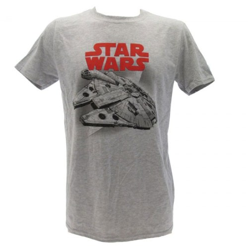 T-Shirt Star Wars Millennium Falcon