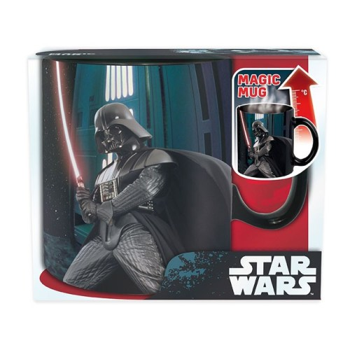 tazza magica darth vader star wars scatola
