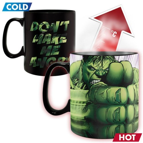 tazza magica hulk marvel retro