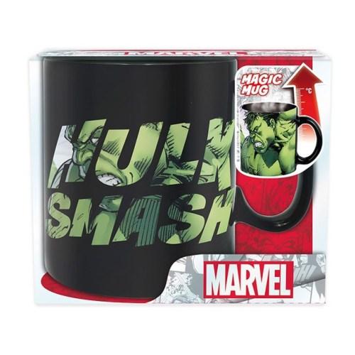 tazza magica hulk marvel scatola