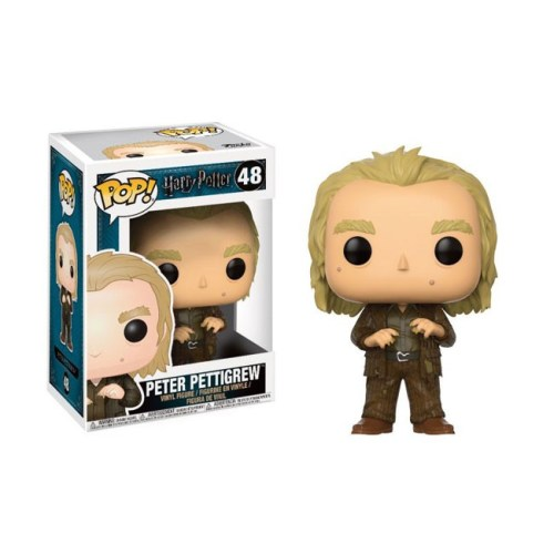 Funko Pop Peter Pettigrew Harry Potter 48