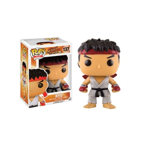 Funko Pop Ryu Street Fighter 137
