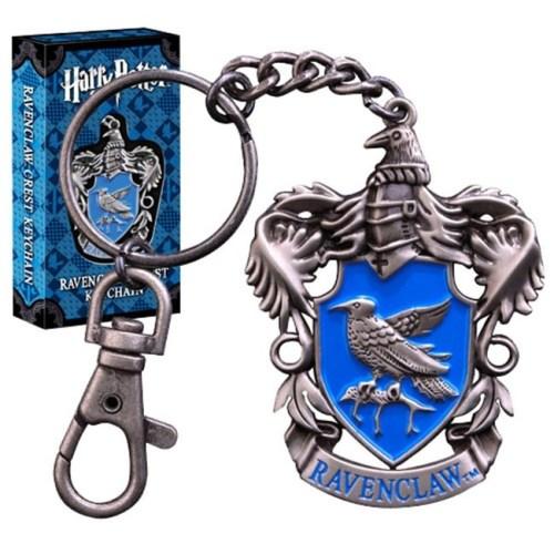 Portachiave Corvonero Harry Potter Noble Collection con scatola