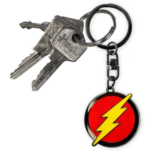 Portachiavi DC Comics The Flash dettaglio chiavi