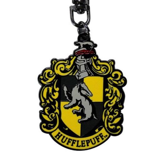 Portachiavi Harry Potter Tassorosso dettaglio