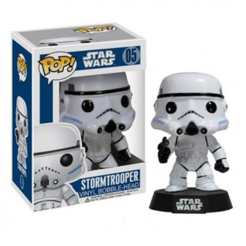 Funko Pop Storm Trooper Star Wars 05