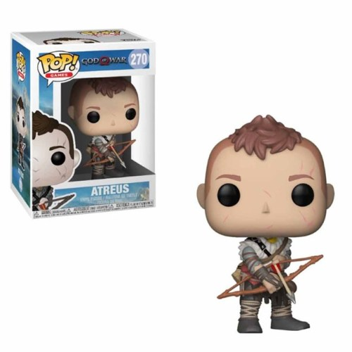 Funko Pop Atreus God of War 270