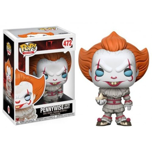 Funko Pop Pennywise IT 472