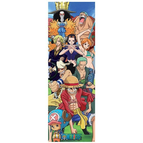 Poster One Piece 53x158