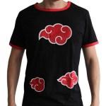 T-Shirt Akatzuki Naruto Shippuden