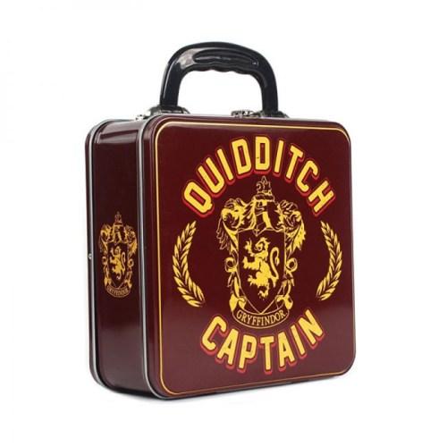 scatola di latta quidditch captain harry potter