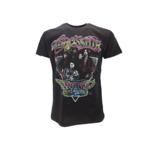 T-Shirt Aerosmith World Tour