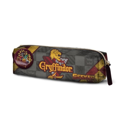 astuccio tubolare grifondoro quidditch harry potter
