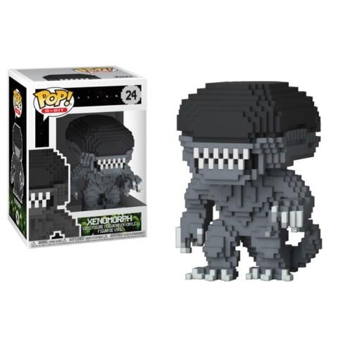 Funko Pop 8Bit Xenomorph Alien 24