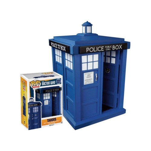 Funko Pop Tardis Doctor Who 227
