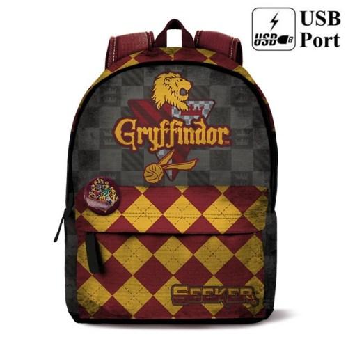 Zaino Grifondoro Quidditch Harry Potter