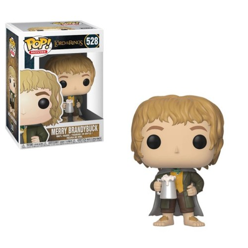 funko pop Marry Brandybuck Lord of the Ring 528