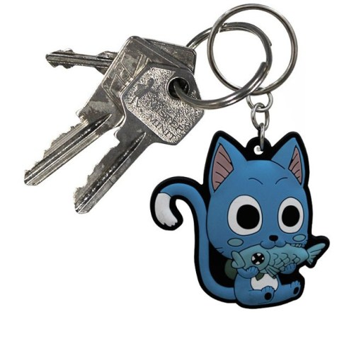 portachiave Happy Fairy tail dettaglio chiavi