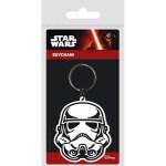 portachiavi stormtrooper star wars in gomma