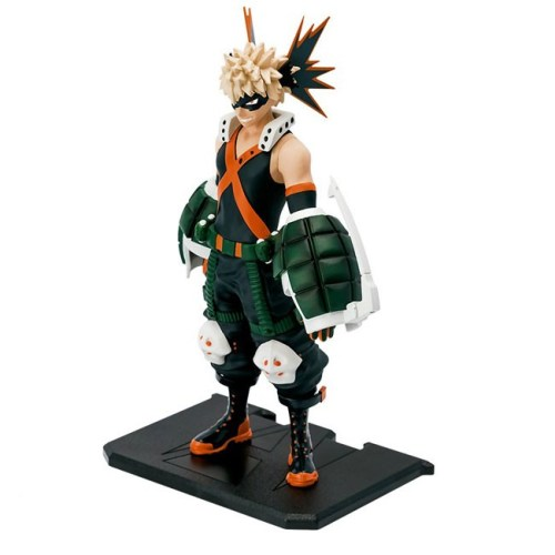 action figure Katsuki Bakugo my hero academia