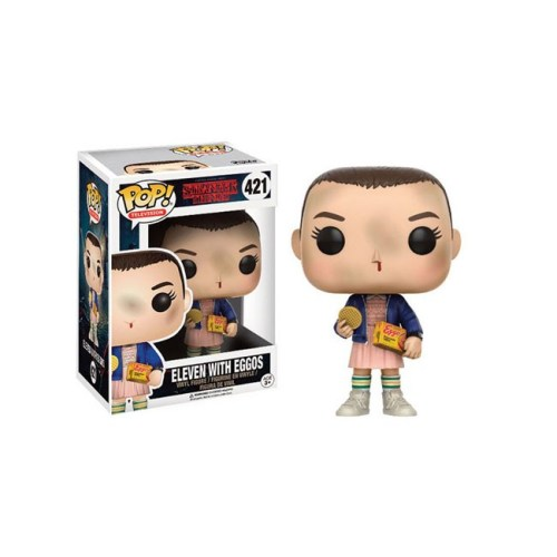 funko eleven with eggos stranger things 421