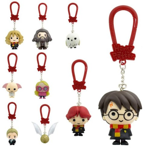 mistery minipersonaggi con gancio harry potter