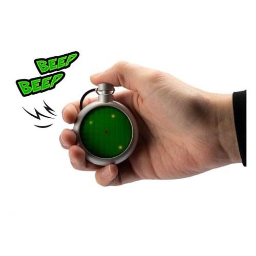 portachiavi radar sfere del drago dragon ball in funzione