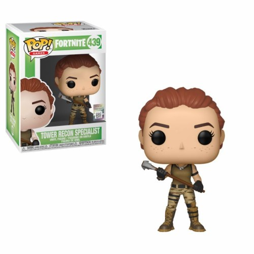 Funko Pop Tower Recon Specialist fortnite 439
