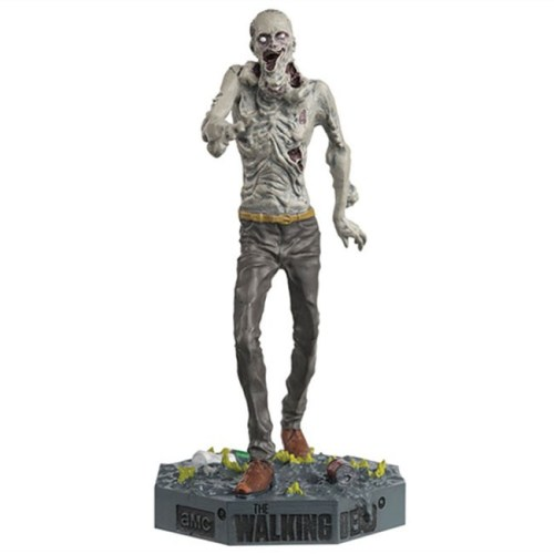 Action Figure Zombie The Walking Dead Eaglemoss