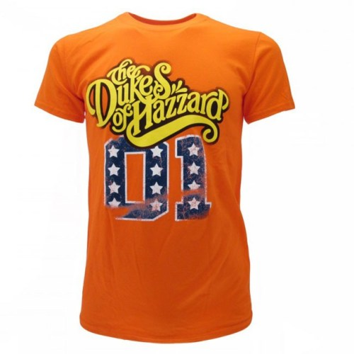 t-shirt generale lee Hazzard