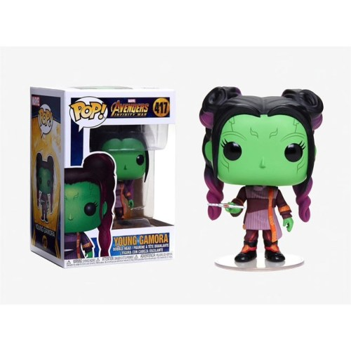 Funko Pop Joung Gamora Marvel 417