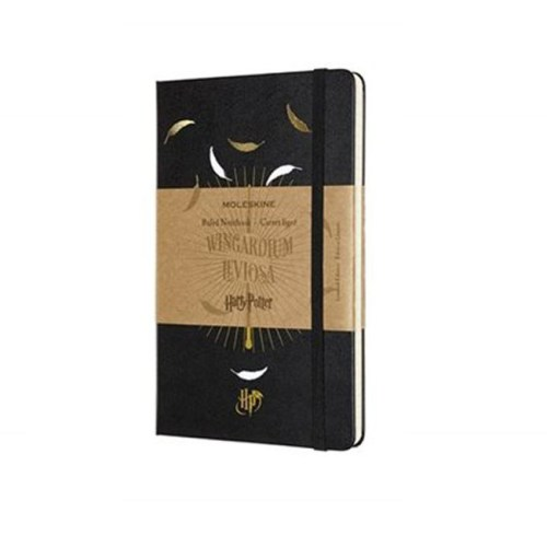 Notebook Moleskine Limited Edition Vingardium Leviosa Harry Potter
