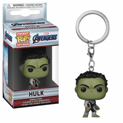funko pocket keychain Hulk Marvel
