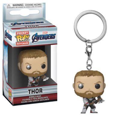 funko poket keychain Thor Marvel