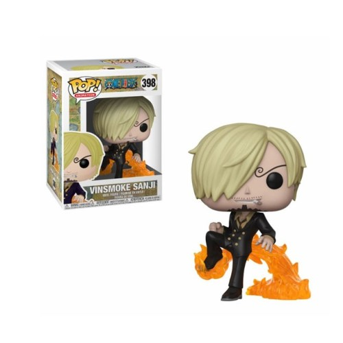 funko pop Vinsmoke Sanji One Piece 398