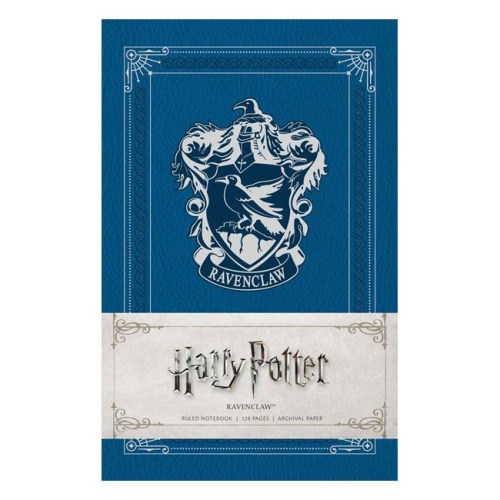 notebook Corvonero Harry Potter