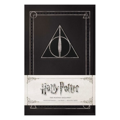 notebook doni della morte Harry Potter