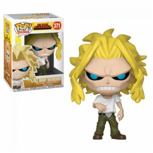 Funko Pop All Might Weakened My Hero Academia 371
